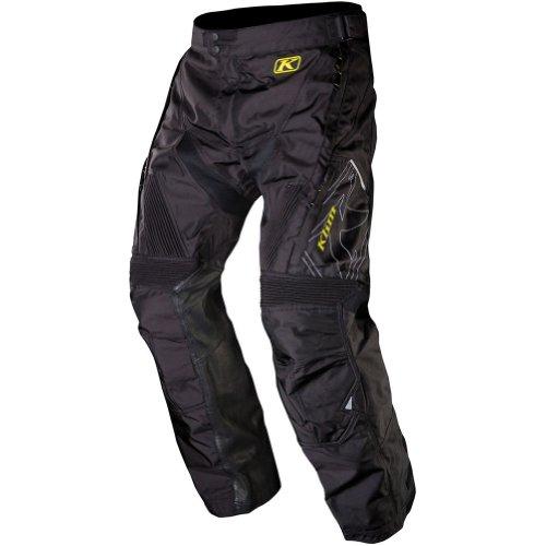 Klim Dakar Mens Motocross Motorcycle Pants - Black  Size 32 Tall