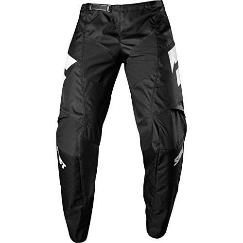 Shift Racing Whit3 Ninety Seven Mens Off-Road Motorcycle Pants - 30  Black