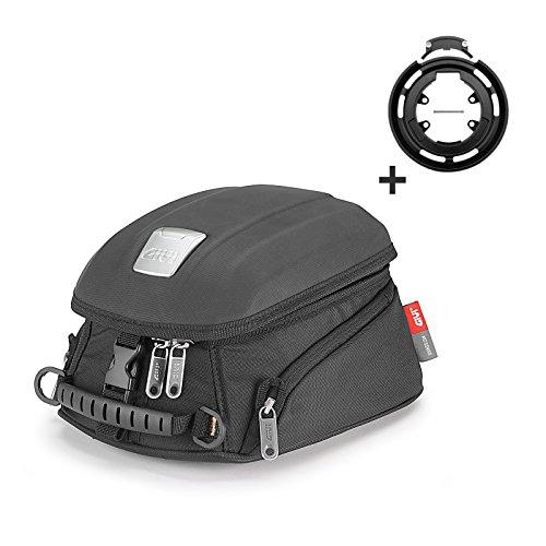 Tank Bag Set BMW R NineT Scrambler 16-17 Givi MT505 Tanklock  Ring