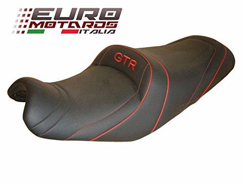 Top Sellerie France Deluxe Comfort Seat HeatedRaisedGel Kawasaki GTR 1400 2007-2014 REF4312