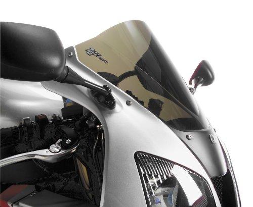 Zero Gravity Double Bubble Windscreen Smoke for Kawasaki ZZR 1200