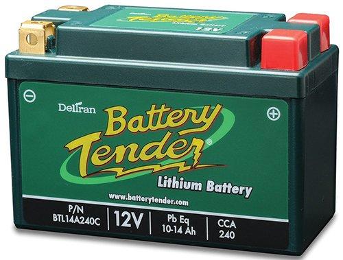Lithium Iron Phosphate 12V 14AH Battery for Kawasaki ZRX1200R