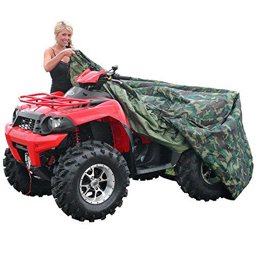 Rage Powersports ATVC-CM Camouflage 82 ATV Storage Cover