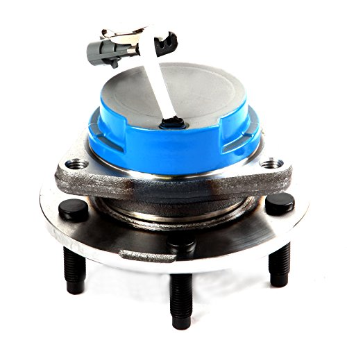 Scitoo 512222 Rear Wheel Hub Bearing Assembly fit 2002 2003 2004 2005 2006 Buick 5 Lugs wABS