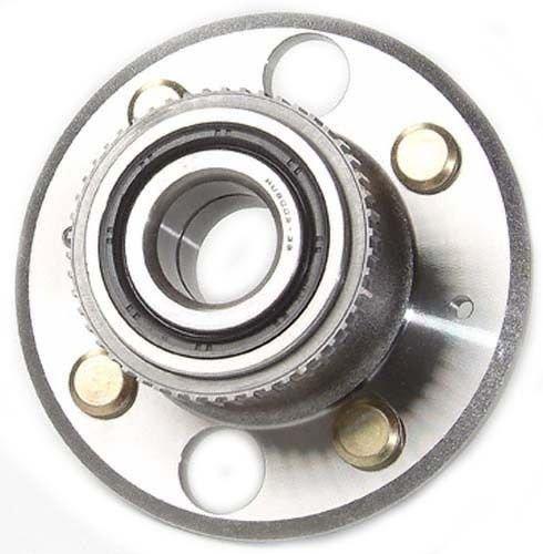 Scitoo 513105 Rear Wheel Hub Bearing Assembly fit 1997-2000 Acura Honda 4 Lugs wABS