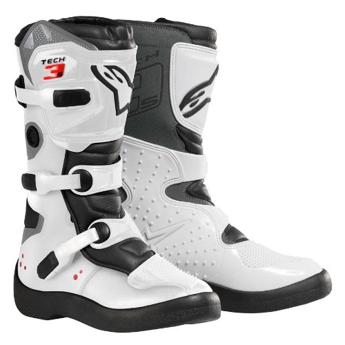 Alpinestars Tech 3 S Youth Boot White US 5 EUR 38