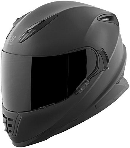 Speed Strength 871438 SS1600 Solid Speed Helmet Distinct Name Matte Black Gender MensUnisex Helmet Category Street Helmet Type Full-face Helmets Primary Color Black Size 2XL