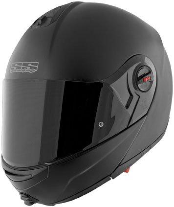 Speed and Strength SS1700 Solid Speed Helmet - MediumMatte Black