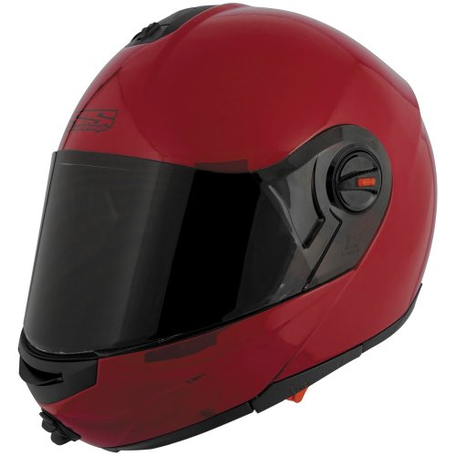 Speed and Strength SS1700 Solid Speed Helmet - X-LargeWineberry