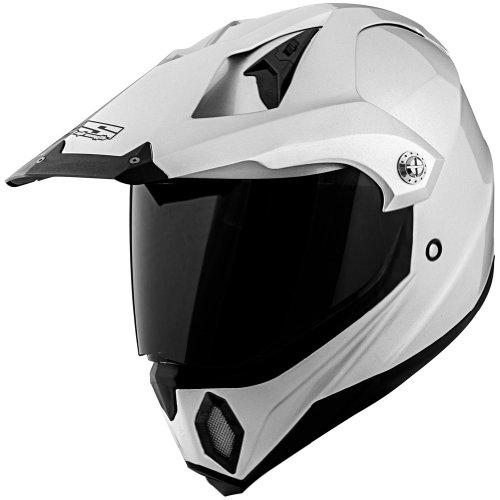 Speed and Strength SS2500 Solid Speed Helmet - SmallSilver