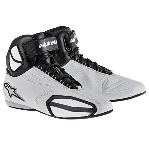 Alpinestars Faster Shoes - 115 US  45 EuroBlackGrey