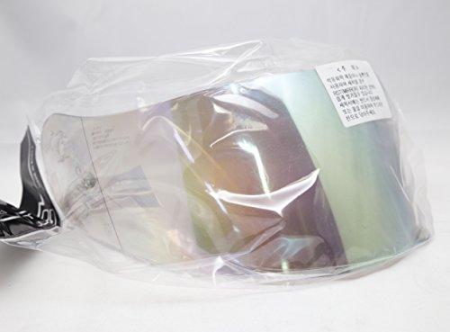 HJC Helmets HJ-09 RST Mirror Rainbow Shield For AC-12CL-15CL-16CL-17CL-SPCS-R1CS-R2FS-10FS-15IS-16FG-15