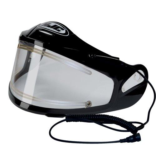 HJC Electric Shield for AC-12 HJ-09 Carbon CL-SP and CL-15 Helmet - Black