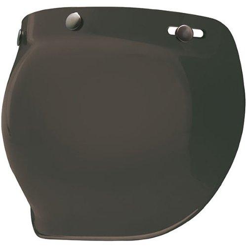 Bell Bubble Shield Harley Cruiser Motorcycle Helmet Accessories - Dark Smoke - for Custom 500RTShorty