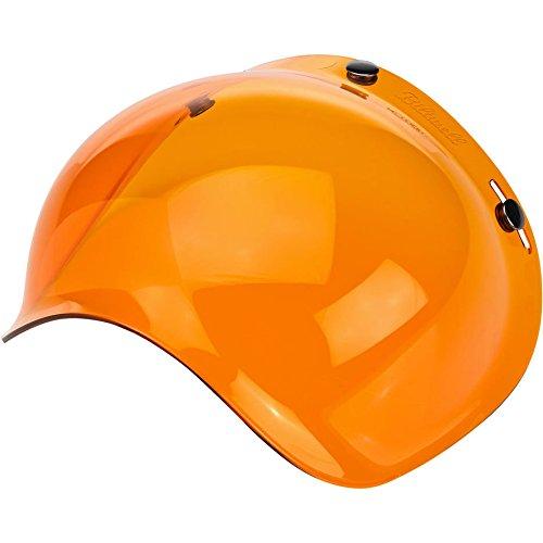 Biltwell Bubble Shield Anti Fog - Amber