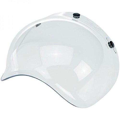 Biltwell Bubble Shield Clear Bobber Fulmer Bell Face Shield 34 Helmet