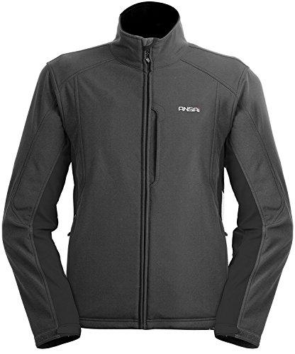 Ansai Mobile Warming Glasgow Heated Jacket - SmallBlack