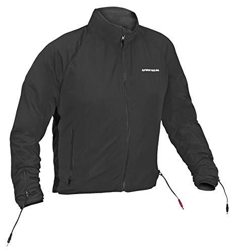 Firstgear Heated 90-Watt Jacket Liner Black Large Regular