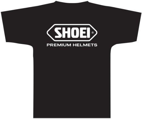 Shoei Shoei Logo Tshirt Black Xlg