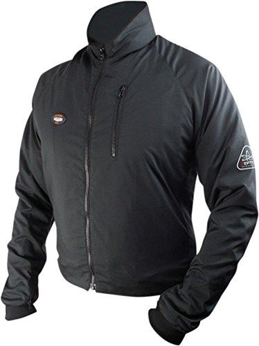 Gears 100310-1-L Gen X-4 Heated Jacket Liner Distinct Name Black Gender MensUnisex Primary Color Black Size Lg