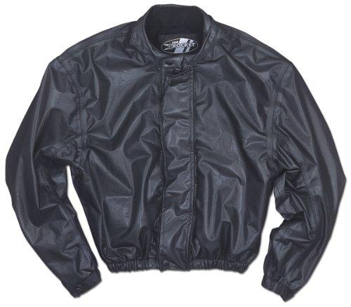 Joe Rocket Mens Dry-Tech Waterproof Jacket Liner Black Extra Large XL