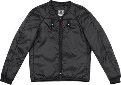 Spidi Sport SRL Thermo Jacket Liner  Gender MensUnisex Primary Color Black Size Sm Distinct Name Black Apparel Material Textile L30-026-S