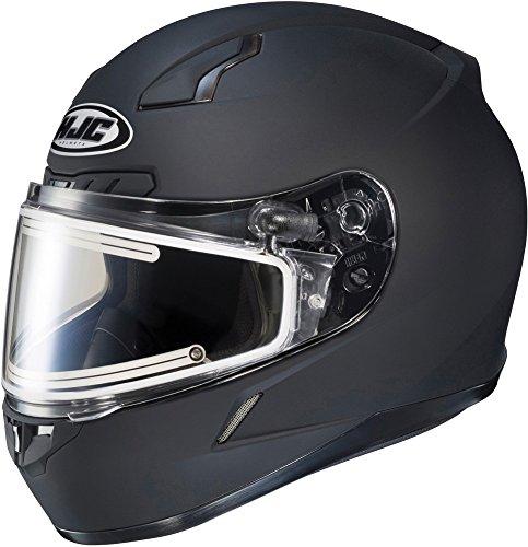 HJC CL-17 - Electric Snowmobile Helmet - Matte Black - XXXXX-Large