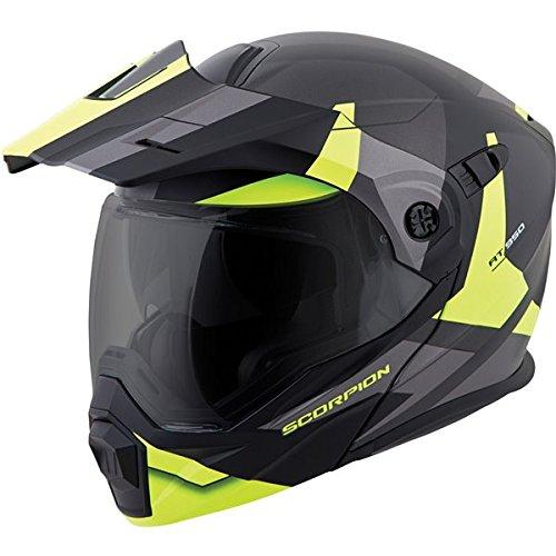 Scorpion EXO-AT950 NeoCon Street Bike Motorcycle Helmet - Hi-Viz  Large