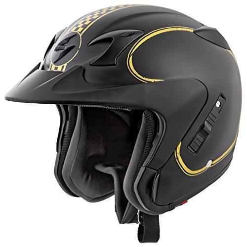 Scorpion EXO-CT220 Bixby Motorcycle Helmet Black Large