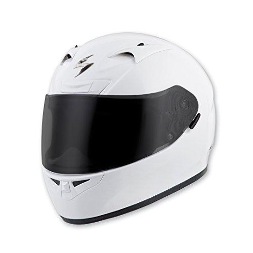 Scorpion EXO EXO-R710 Gloss White Full Face Helmet M