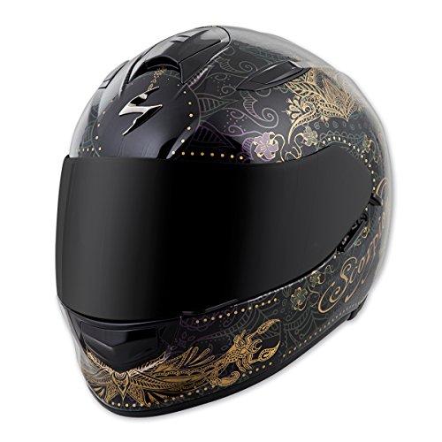 Scorpion EXO EXO-T510 Azalea BlackGold Full Face Helmet M