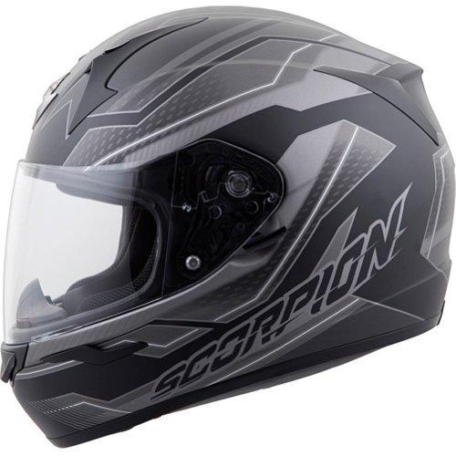 Scorpion EXO-R410 Airline Phantom Full Face Helmet - Small