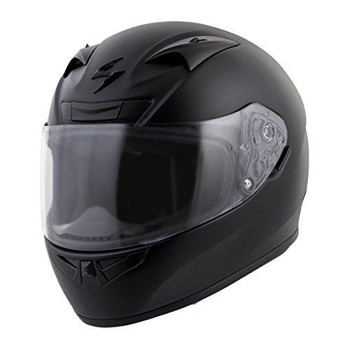 Scorpion EXO-R710 Solid Street Motorcycle Helmet White Medium
