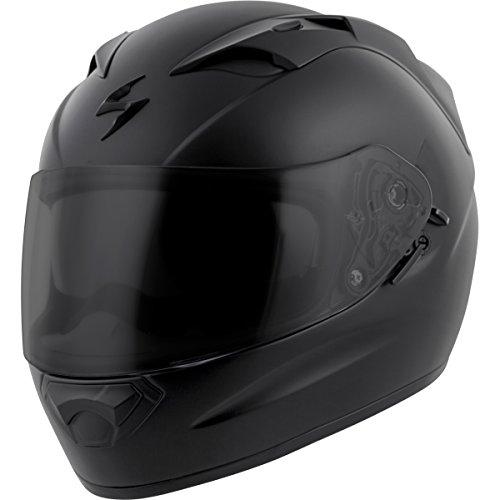 Scorpion EXO-T1200 Solid Street Motorcycle Helmet Matte Black Medium