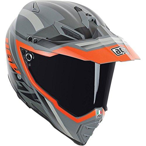 AGV AX-8 Dual Sport Evo Adult Helmet - Karakum  3X-Large