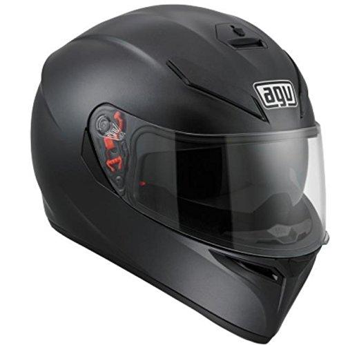 AGV K3 SV Adult Helmet - Matte Black  X-Large