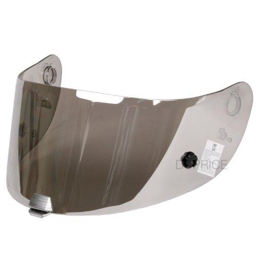 HJC Helmet Hj-20 Rst Silver Mirror Shield Rpha-10 Rps-10 Pinlock Ready