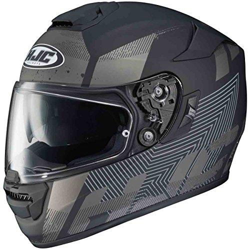 HJC Knuckle Adult RPHA ST Street Bike Motorcycle Helmet - MC-5F  Small