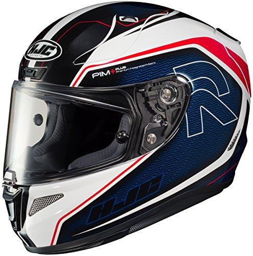 HJC Pro Darter Mens RPHA 11 Street Motorcycle Helmet - MC-21  Large