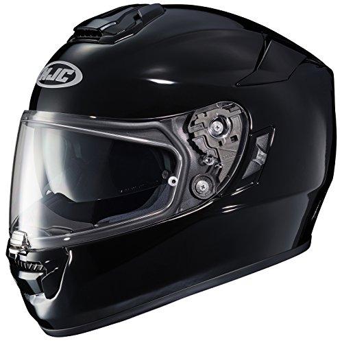 HJC RPHA-ST Full-Face Motorcycle Helmet Black Small