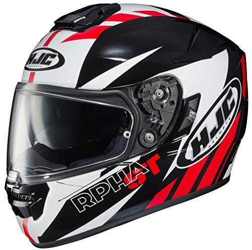 HJC RPHA-ST Rugal Full-Face Motorcycle Helmet MC-1 Large