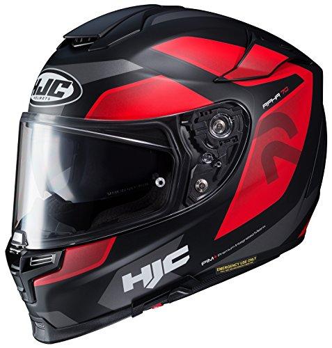HJC RPHA Unisex-Adult Full Face RPHA 70 ST Grandal Helmet MC-1SF Large