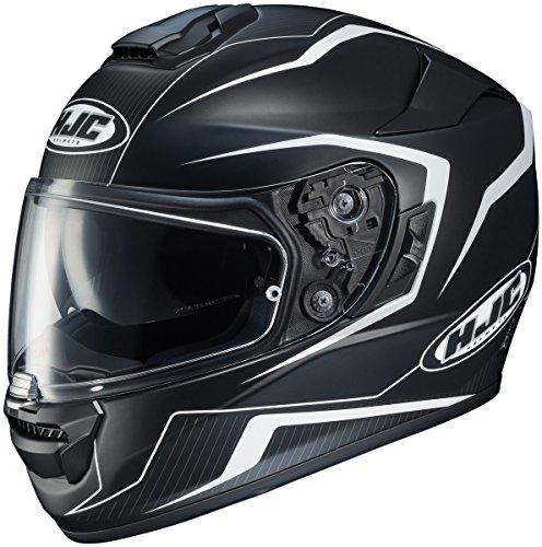HJC ST Dabin Mens RPHA Street Racing Motorcycle Helmet - MC-5SF  Small