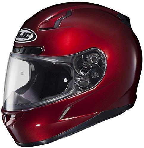 HJC CL-17 Helmet - X-LargeWine