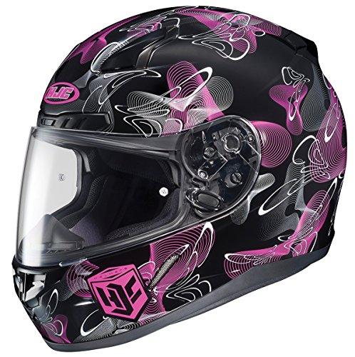 HJC CL-17 Mystic Full-Face Motorcycle Helmet MC-8 X-Small