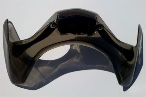Arai Helmets DDL Duct-4 Vent Set for RX-Q Helmets - Smoke 5000