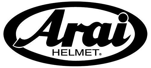 Arai Helmets Shield Cover Set for RX-Q Helmet - UK Flag Black Frost 5264