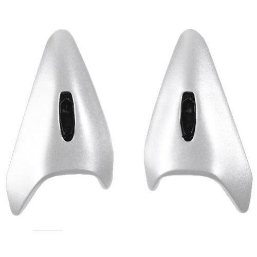 Arai Helmets TDF Duct-3 Vent Set for RX-Q Helmets - Diamond White XF81-0332