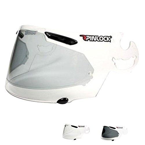 Arai Pinlock Insert Dark Smoke Faceshield for Corsair VVector-2RX-Q Helmets