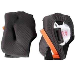 Arai RX-Q Helmet Cheek Pads - 15mmGrey
